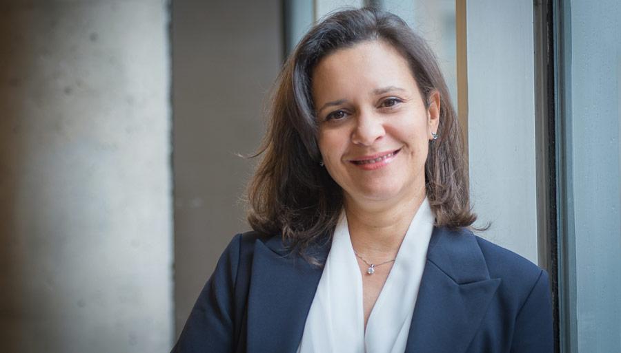 Catia Larose, présidente de l'APAAQ