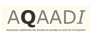 Association québécoise des avocats et avocates en droit de l'immigration