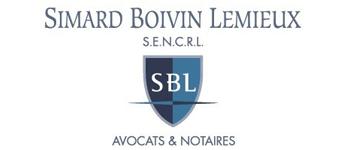 Simard Boivin Lemieux - Avocats & Notaires